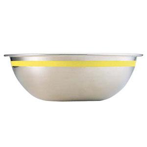 【送料無料】藤井器物製作所 SA18-8カラーライン ボール 60cm イエロー ABC8863
