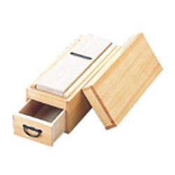 【送料無料】替刃式 木製かつ箱 匠(ツガ材) BKTA1