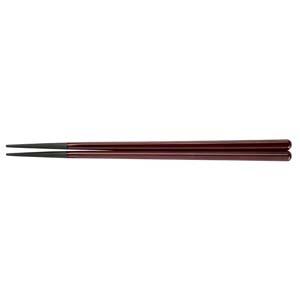 福井クラフト PBT六角箸(10膳入) チーク 90030711 RHSD301