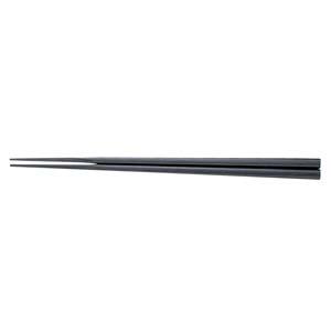 【送料無料】洗浄器対応塗箸 JA-012 黒(50膳入) PHSB502