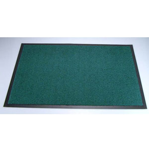 【送料無料】シルビアマット 900×1800mm 緑 KMT41185A
