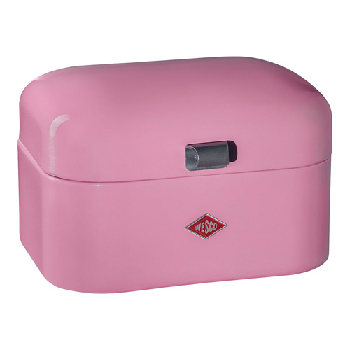 【送料無料】ウエスコ グランディ ブレッドボックス M ピンク PWE0414