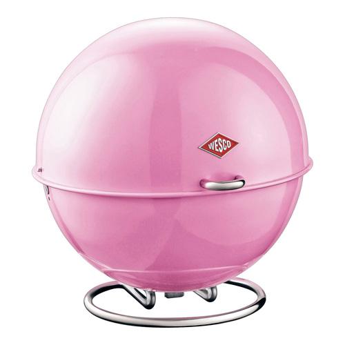 【送料無料】ウエスコ ブレッドボックス スーパーボール ピンク PWE1806