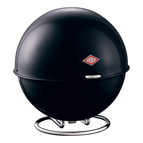 【送料無料】ウエスコ ブレッドボックス スーパーボール ブラック PWE1808