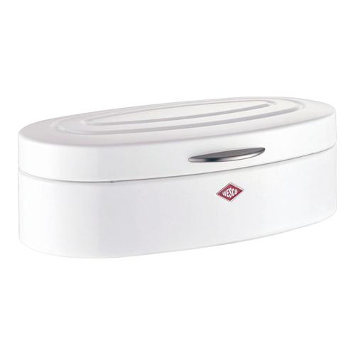 【送料無料】ウエスコ エリー ブレッドボックス L ホワイト PWE0117