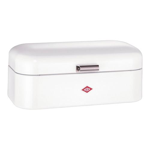 【送料無料】ウエスコ グランディ ブレッドボックス L ホワイト PWE0419