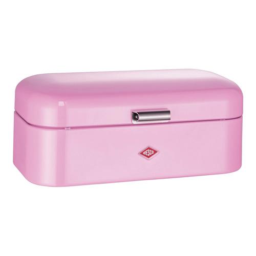 【送料無料】ウエスコ グランディ ブレッドボックス L ピンク PWE0423