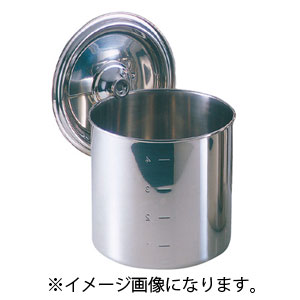EBM 18-8 キッチンポット/寸胴鍋 12cm 手無 8824300