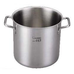 【送料無料】EBM Gastro 443 寸胴鍋(蓋無)30cm 7684500