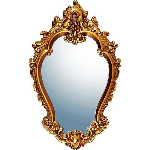 【送料無料】ユーパワー Grace Art Mirror グレースアートミラー アリストクラシー アンティークゴールド GM-20012【smtb-u】