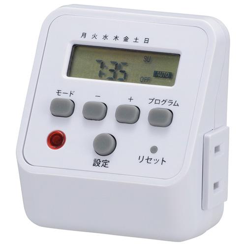 3980円(税込)以上で送料無料&追加で何個買っても同梱0円 オーム電機 デジタルタイマー HS-APT71