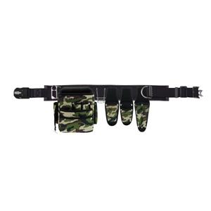 【送料無料】ジェフコム 腰道具セット 迷彩カラータイプ NDS-97CC-SET