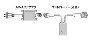 【送料無料】ジェフコム LEDピカライン(ローボルト24V) コントローラーセット PLD-C60-01P
