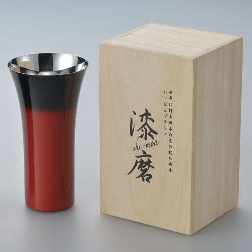 【送料無料】ASAHI アサヒ 漆麿 シーマ シングルカップ L 赤彩 SCS-L602【smtb-u】