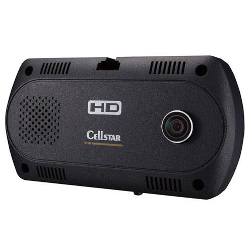 【送料無料】セルスター Cellstar ドライブレコーダー CSD-390HD