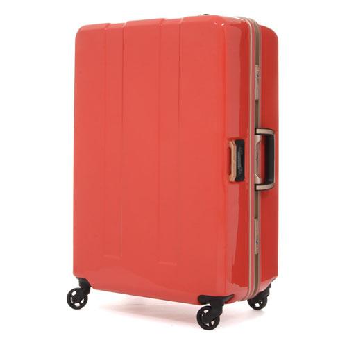 【送料無料】T&S ティーアンドエス LEGEND WALKER PREMIUM HARD CASE 6703TRAVEL METER METAL FRAME 重量チェッカー搭載スーツケース 64cm マゼンタピンク 6703-64-MP