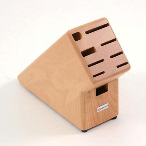 【送料無料】ヴォストフ WUSTHOF 木製 ナイフブロック 7239 ナチュラル 3188400