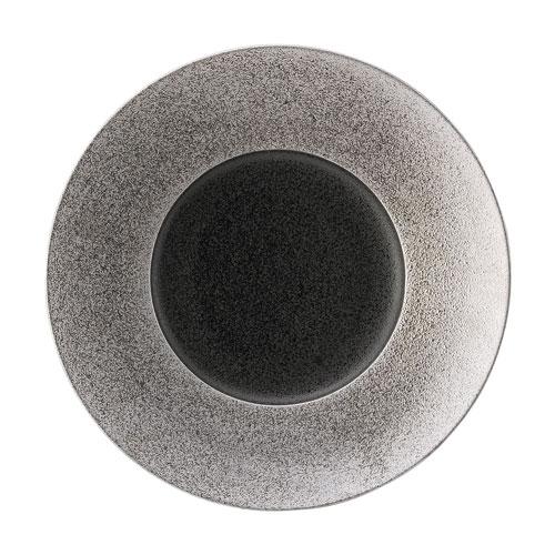 【クーポンで25%値引き】【送料無料】錫音 すずね リムプレート 24cm SZ2401 4個セット