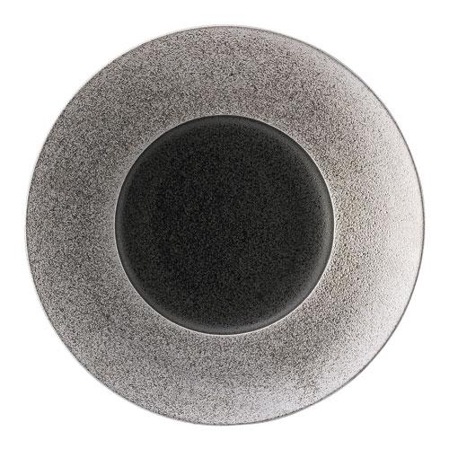 【クーポンで25%値引き】【送料無料】錫音 すずね リムプレート 28cm SZ2801 2個セット