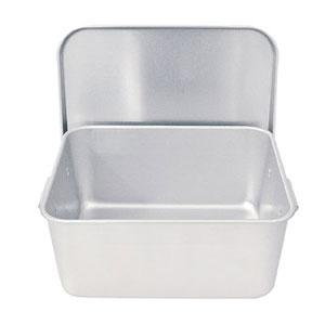 【送料無料】アルマイト 重なるパン箱 蓋付 25~35人対応 TA-30 APV4801【smtb-u】