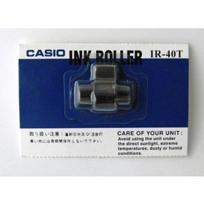 3980円 税込 以上で送料無料 追加で何個買っても同梱0円 迅速な対応で商品をお届け致します カシオ インクリボン IR-40T 買い取り CASIO アカ.クロ
