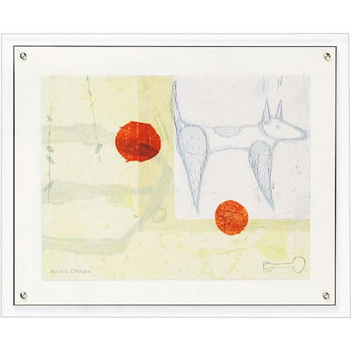 【送料無料】オリジン アートポスター 岡田まりゑ MARIE08 HS-7096