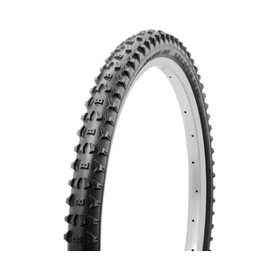 シンコー MTB用タイヤ ブラック(26*2.00) SR-081 602-40311