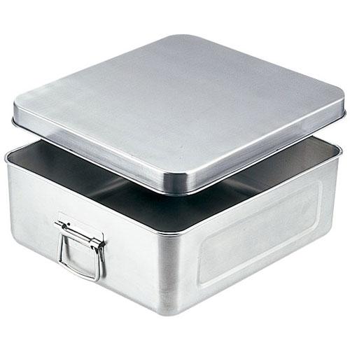【送料無料】オオイ金属 18-8保温・保冷バットマイルドボックス フライ用10L 蓋付005M ABTJ201【smtb-u】