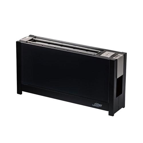 【送料無料】リッター トースター ヴォルケーノ5 ブラック FTC9103
