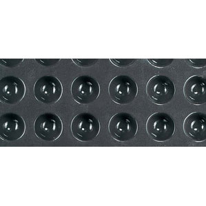 【送料無料】ドゥマール フレキシパン 1489 プティガトー 半球 48取 6958800【smtb-u】