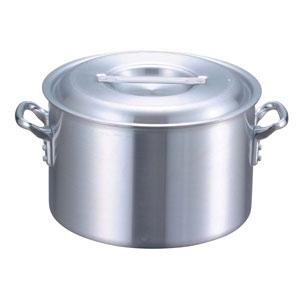 【送料無料】EBM アルミ プロシェフ 電磁 半寸胴鍋 目盛付 30cm 8107000