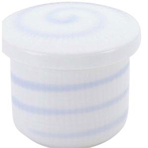 和食器コレクション 白磁渦 ミニむし碗 8181260