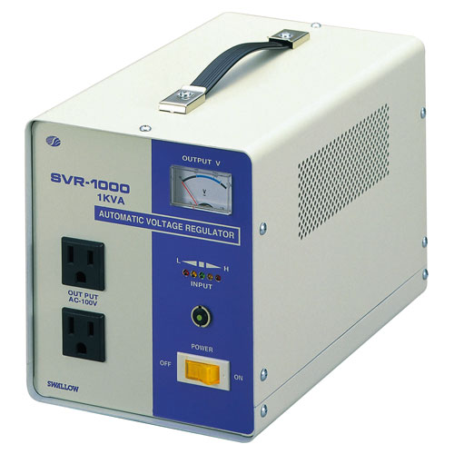 【送料無料】日動工業 交流定電圧電源装置 SVR-1000