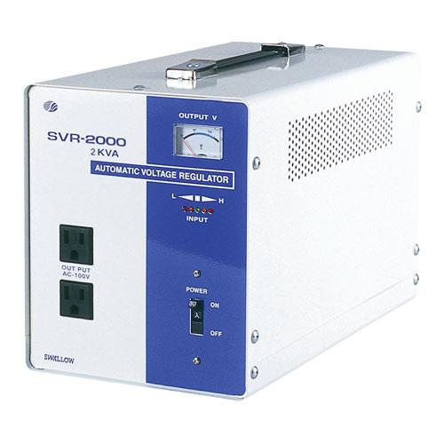【送料無料】日動工業 交流定電圧電源装置 SVR-2000