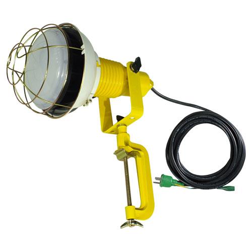【送料無料】日動工業 エコビックLED投光器50W 昼白色E付5M(PN電線) ATL-E5005PN