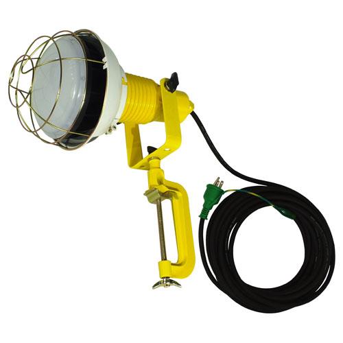 【送料無料】日動工業 エコビックLED投光器50W 昼白色 E付10M(PN電線) ATL-E5010PN