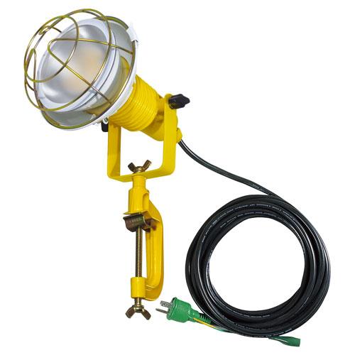 【送料無料】日動工業 エコビックLED投光器14W 電球色 E付5M ATL-E1405-3000K