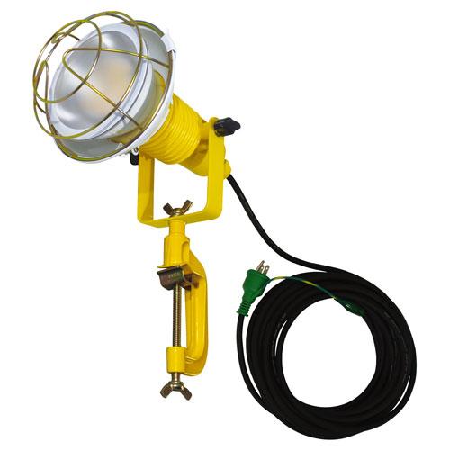 【送料無料】日動工業 エコビックLED投光器14W 昼白色E付10M ATL-E1410-5000K