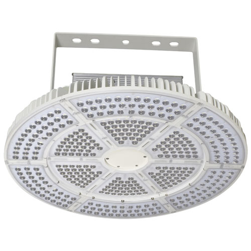 【送料無料】日動工業 エースディスク500W 電源装置一体型 投光器型 昼白色 30度 L500W-D-AVS-50K