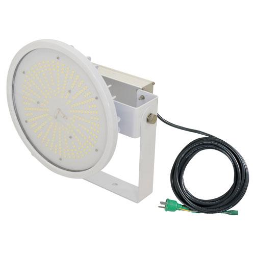 【送料無料】日動工業 ハイスペックハイディスク90W 投光器型 昼白色 110度 L90W-D-HW-50K-N