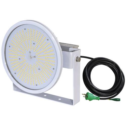 【送料無料】日動工業 ハイスペックハイディスク140W 投光器型 昼白色 110度 L140W-D-HW-50K-N【smtb-u】