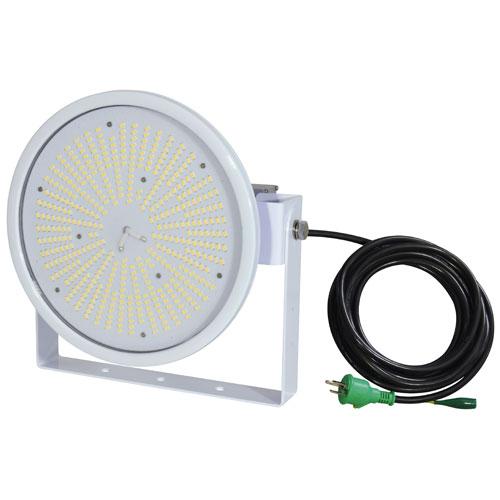 【送料無料】日動工業 ハイスペックハイディスク150W 投光器型 昼白色 110度 L150W-D-HW-50K-N【smtb-u】