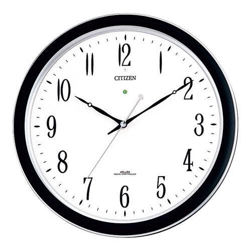 【送料無料】シチズン 強化防滴・防塵電波時計 4MY691-N19 ZTK6001【smtb-u】