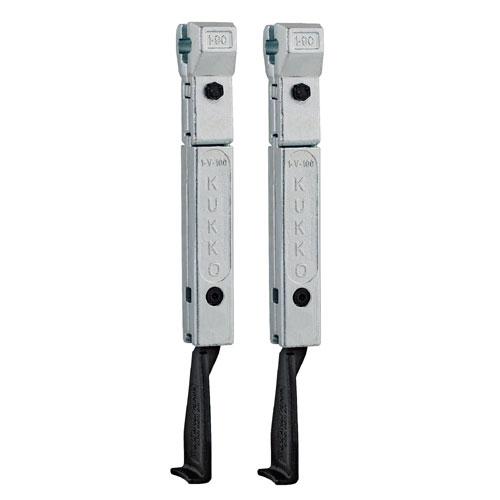 爆買い! 300 【送料無料】KUKKO 2本 3-301-P:mono 20-3-S・20-30-S用ロングアーム-DIY・工具