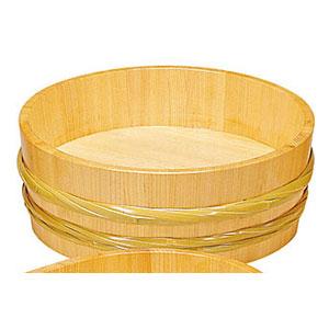 【送料無料】ヤマコー サワラ・竹 飾桶 クリアー 42102