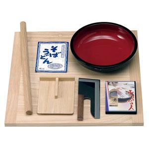 【送料無料】ヤマコー TS-130 麺打ちセット 85515