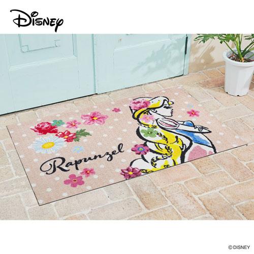 【送料無料】【メーカー直送】クリーンテックス・ジャパン Disney Mat Collection ディズニー 玄関マット Rapunzel ラプンツェル 75 × 120 cm BK00056【smtb-u】