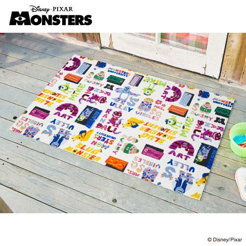 【送料無料】【メーカー直送】クリーンテックス・ジャパン Disney Mat Collection ディズニー 玄関マット Monsters, Inc モンスターズインク 75 × 120 cm BK00060【smtb-u】