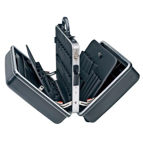 【送料無料】KNIPEX ツールケース ビッグツイン 002140LE