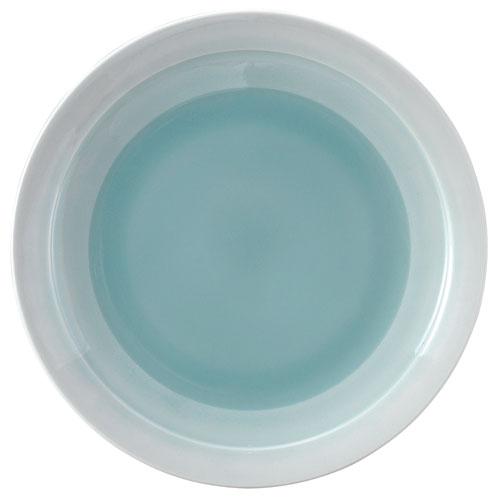 【クーポンで30%値引き】【送料無料】すい 翠 ラウンドプレート 25cm 4枚セット 【隠れ窯 丸皿】